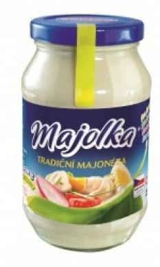 Tuky, majonézy