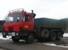 Doprava a likvidace odpadů