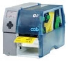 Průmyslové tiskárny etiket CAB