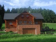 3 noci  pro 3 osoby v Janských Lázních -Srub Kašparáci