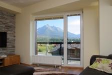 3 izb. luxusný apartmán vo Vysokých Tatrách - doptajte si luxus a prírodu v krásnom prostredí !