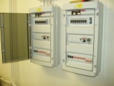 Výroba rozváděčů a rozvodnic NN do 1 kV