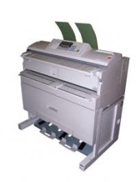 Velkoformátová tiskárna