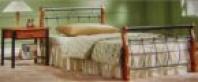 Kovovoé postele