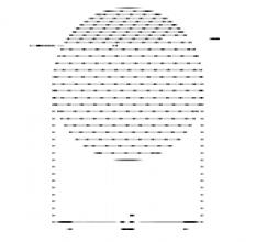 Hliníkové tyče kruhové lisované
