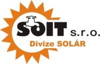 Dodávky a montáže solárních systémů na klíč