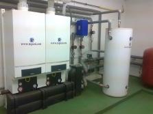 Kotelny, topné systémy a zdroje tepla