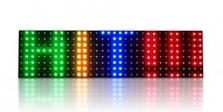 LED panel 7-color R30 (102x28 cm)