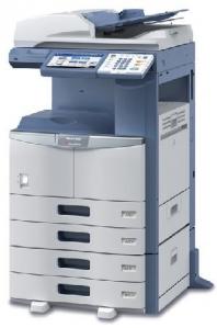 B&W multifunkcia TOSHIBA e-STUDIO256se uz od 49,90 €/mes.