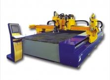 Dodávky, montáž a servis CNC dělících strojů pro termické dělení materiálů