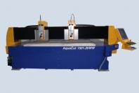 Dodávky, montáž a servis CNC dělících strojů pro řezání vodním paprskem