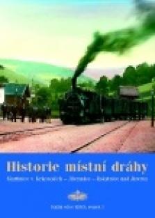 Knihy o železnici