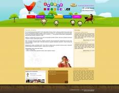 Layout, webdesign