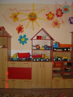 Nábytek pro školy a mateřské školky
