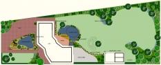Projekce zahradní a krajinářské architektury