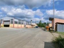 Prodej výrobního areálu