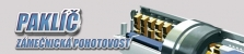 Elektromechanické zámky, elektronická požární signalizace
