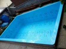 Bazénové vane a vložky