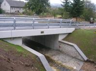 Výstavba mostů, lávek, propustků