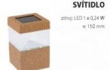 solární svítidla