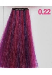 Kallos KJMN krémová farba na vlasy nr. 0.22 fialová 100ml