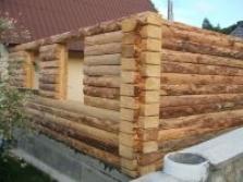 Drevenné stavby