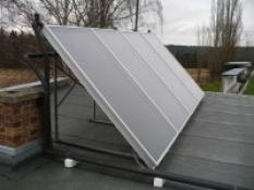 Solární ohřev TUV