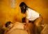 Kancelářská masáž zad a šíje
