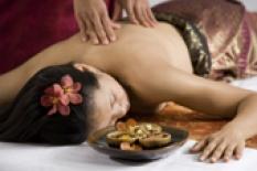 Thajská olejová Aroma masáž