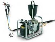 Vysokotlaká pneumatická membránová čerpadla