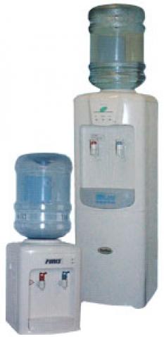 Výdejníky vody