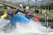 Areál vodných športov v Liptovskom Mikuláši