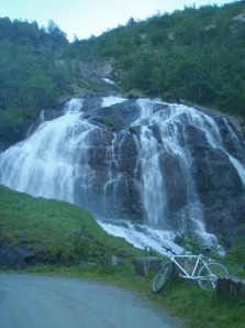 Super rafting na Nórskych riekach