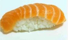 Sake nigiri (s lososem)