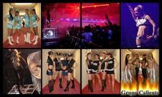 Go-Go tanečnice a tanečníci