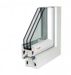Plastová okna Corona SI 82+