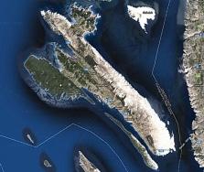 Ostrov Rab - Chorvátsko