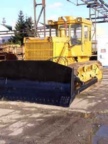 buldozer  T130 po SO