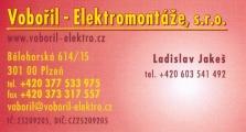 Elektromontážní práce