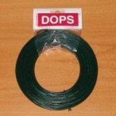 Poplastované napínací a vázací dráty