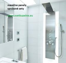 sprchové panely,zrkadlá