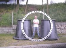 Výroba potrubních součástí