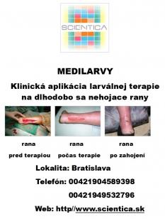 MEDILARVY