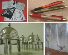 Laserové značení a gravírování, laserový popis výrobků a reklamních předmětů