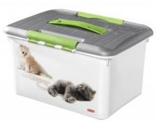 Kufřík 15 l - Kočky