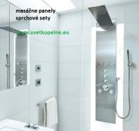 Masážne panely a sprchové sety