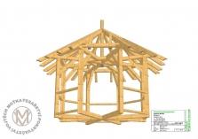 3D návrhy konstrukcí