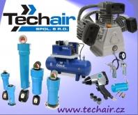 TECHAIR - KOMPRESORY - komplexní služby v oblasti stlačeného vzduchu