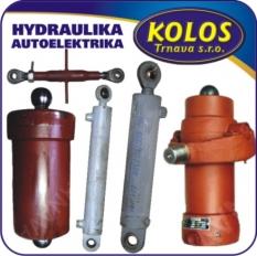 Hydraulické valce - teleskopické valce