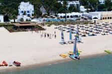 Hotel Eldorador Salammbo, Tunisko, Hammamet, 14.10.13, ultra all inclusive